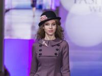 Автор постоянной рубрики 53news украсила собой подиум Estet Fashion Week