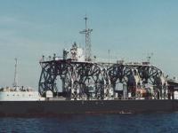 Более 100 лет трудится легендарный пароход, который великая княжна назвала в честь новгородской реки
