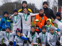 Будущие звёзды футбола померялись своими силами в Великом Новгороде
