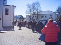Фото: Великий Новгород готовится встретить православную Пасху
