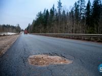 Гарантийные ремонты дорог в Новгородской области начнутся в мае