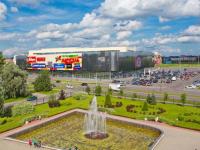 ГИБДД примет меры против лихачей у «Мармелада» в Великом Новгороде