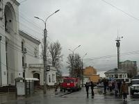 На вокзале в Великом Новгороде исследуют подозрительный чемодан