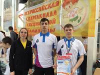 Новгородец завоевал серебро на Всероссийской Спартакиаде Специальной Олимпиады