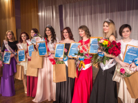 Новгородская «Мисс Студенческие отряды – 2018» выдержала испытание каблуками