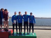 Новгородские гребцы привезли золото и бронзу со всероссийских соревнований