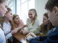 Новгородские школьники попробовали себя на брейн-ринге