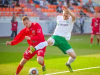 В эти выходные в Великом Новгороде продолжится праздник футбола