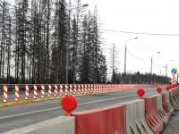 С 20 апреля меняется схема движения по М-10 в Валдайском районе