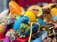 Сегодня в ТРЦ «Мармелад» проходит благотворительная ярмарка «Пасха в больницах»