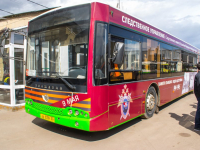 Следственный комитет отправил на новгородские улицы «Автобус Победы»
