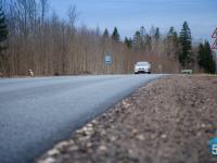 Специалисты оценили качество дороги Крестцы-Окуловка-Боровичи