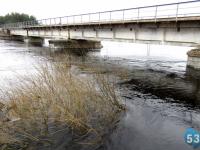 Свежие фото из Хвойной. Район железнодорожного моста
