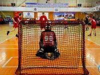 Юные новгородские флорболисты получат шанс попасть в сборную России