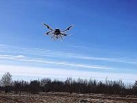 В Новгородской области дрон успешно доставил груз в деревню на острове