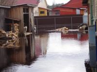 В Новгородской области МЧС обновило данные о подтопленных домах и участках
