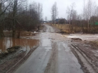 В Новгородской области прокуратура проверит, как ремонтируют разрушенные дороги