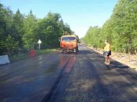 В Новгородской области все дороги, которые повредил паводок 2017 года, пройдут капремонт
