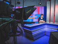 В телестудии НТ прошла фотосессия от профи-мастеров