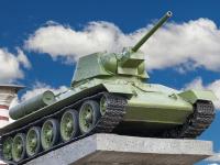 В центре Великого Новгорода может появиться танк