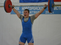 Тяжелоатлеты Новгородской области выберут лучших в 10 весовых категориях