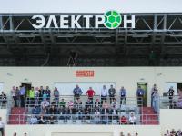 Великий Новгород посетят игроки сборной России по футболу
