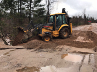Восстановлен участок дороги Спасская Полисть-Боровичи