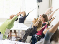 Загруженным новгородцам предлагают впустить «Фитнес в офис»