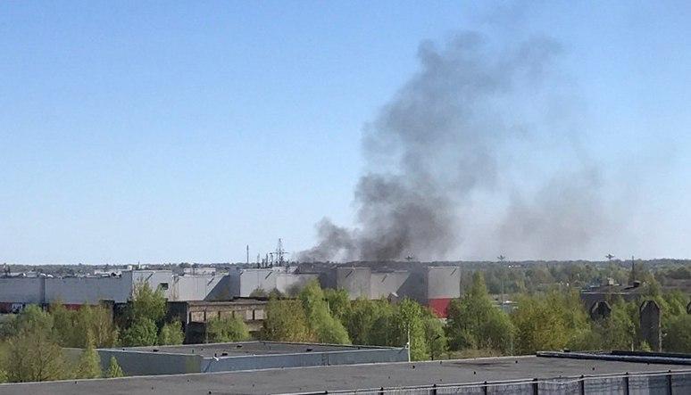 Дым над Новгородом не связан с чрезвычайным происшествием