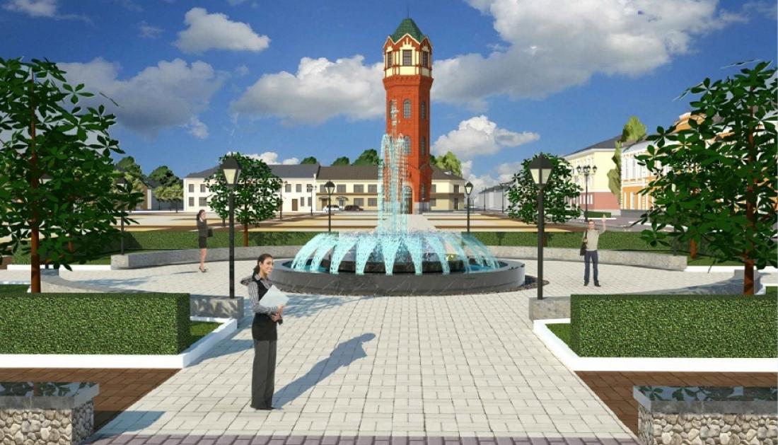 Реконструкция водонапорной башни в Старой Руссе начнется уже на этой неделе