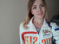 Красавица-силачка Анна Елизарова рассказала «53 новостям» о секрете своих побед