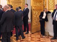 Депутат Антон Морозов рассказал подлинную историю популярного фото со «скучающей» Поклонской