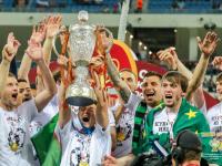 Новгородцы смогут прикоснуться к Кубку России по футболу