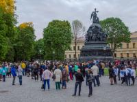 Фоторепортаж: «Ночь музеев - 2018» в Великом Новгороде