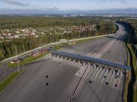 Где заправиться водителям на новой скоростной трассе М-11?