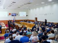 Главной темой заседания регионального правительства стала агломерация Великого Новгорода