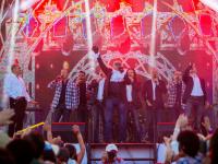 Хор Турецкого устроит народное караоке на Софийской площади