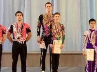 На чемпионате России по спортивной акробатике новгородцы завоевали два золота