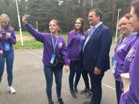 На молодежной «Ладоге» Андрей Никитин анонсировал новгородский форум