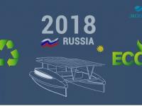На Новгородчину приплывет катамаран на солнечных батареях