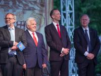 Новгородская Ганзейская неделя объединила представителей европейских стран с Россией