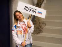 Новгородская силачка Аня на этот раз выиграла Первенство Европы в Польше