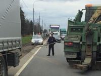 Новгородские автоинспекторы выручили эстонца