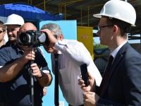 Новгородские газовики испытали чудо-технику с лазером и тепловизором
