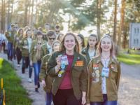 Новгородские вожатые готовятся к летним трудам