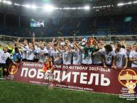 Победа в финале Кубка России омрачена неприятной новостью для «Тосно»
