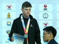 14-летний житель Боровичей завоевал серебро на первенстве России по тайскому боксу