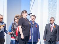 Светлана Орлова: «Для ухода за воинскими захоронениями крайне необходима федеральная помощь»