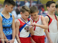 Травмированный новгородский гимнаст через боль завоевал серебро на первенстве страны