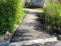 В Боровичах активно взялись за ремонт дворовых территорий